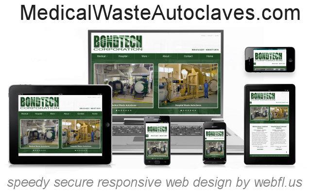 Medical Waste Autoclaves   Hospital Waste Sterilizers