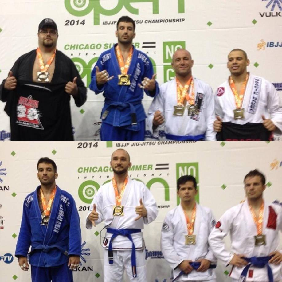 IBJJF 2014 Chicago Open