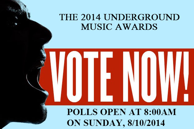 Vote for Spate Magazine