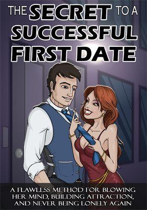 The Secret To A Successful First Date