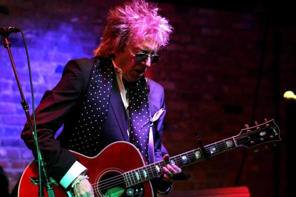 Ricky Byrd - Legendary Rock Guitarist