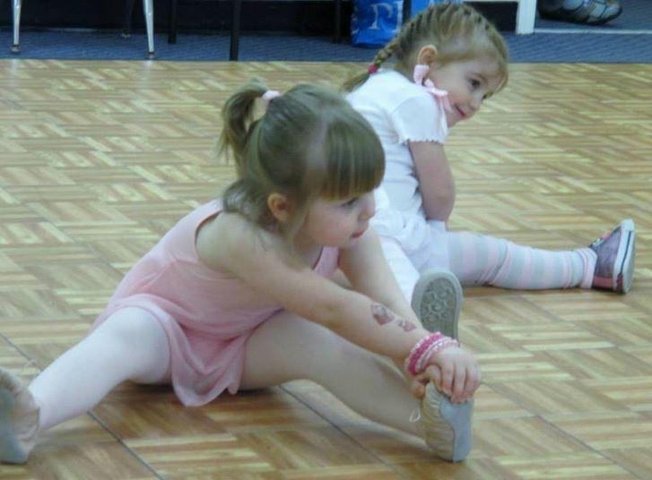 Dance Class Girls