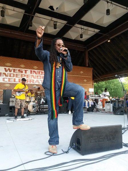 Duane Stephenson - On Stage - Hartford, CT