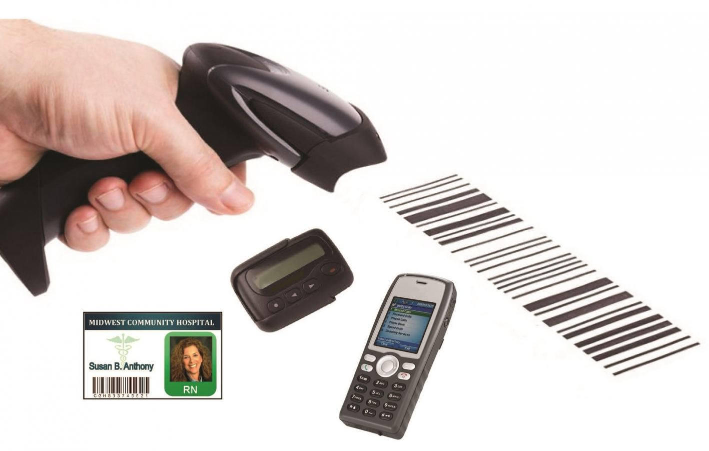 Jeron Software Allows Barcode Scanning
