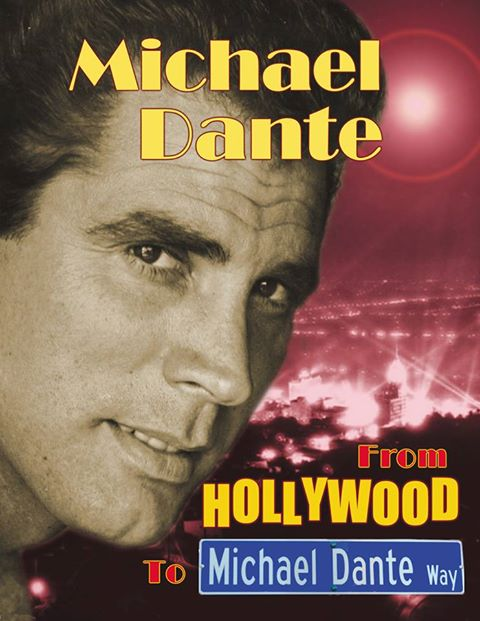 Michael Dante's journey through the Golden Years in Hollywood to his own Street