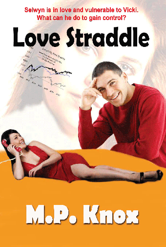Love Straddle cover pic small