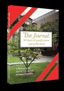 TheJournal - A History of the McGill Law Journal