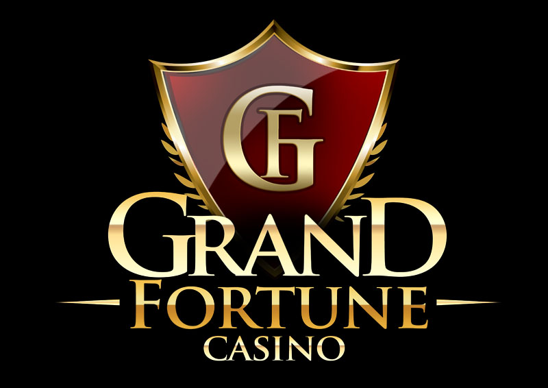 grand casino online gaming logo erstellen