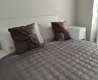 Rose Street, Covent Garden bedroom