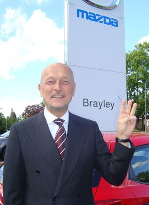 Paul Brayley, MD, Brayleys Cars, has acquired three extra dealerships