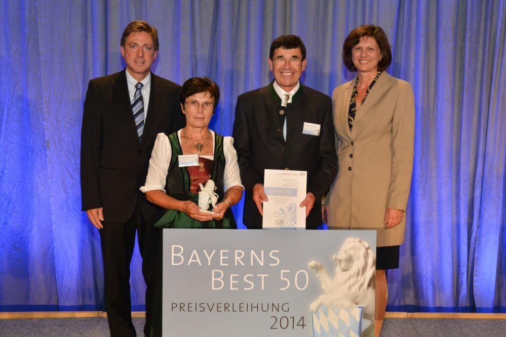 STW wins BAYERNS BEST 50 award