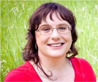 Author Terezia Farkas