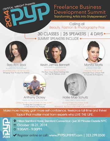 PYP Business Development Summit Flyer