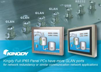 Kingdy Full IP65 Panel PCs