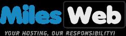 MilesWeb logo 250x73