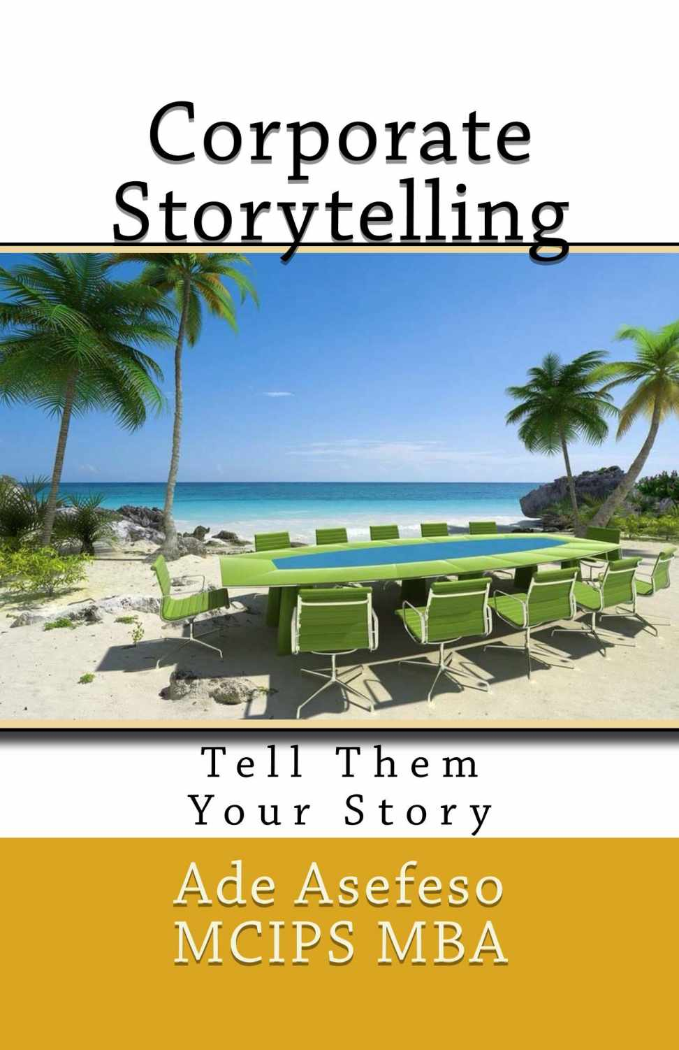 Cover Corporate Storytelling