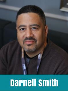 Darnell Smith, Master Web Developer