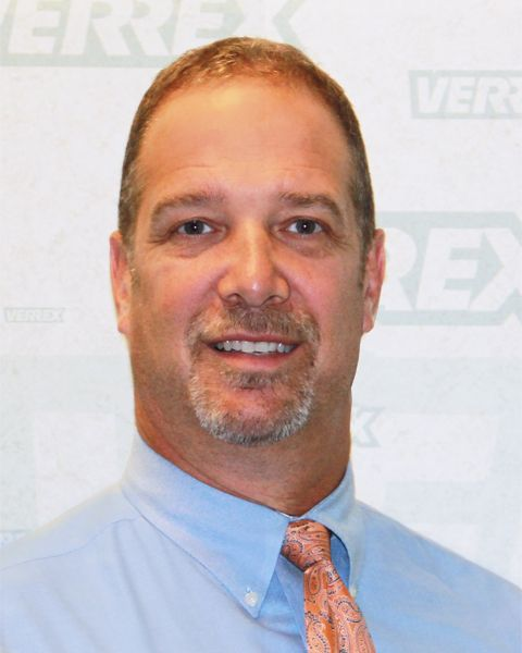 Verrex Project Manager Christopher Kelley