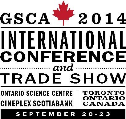 GSCA 2014 Logo