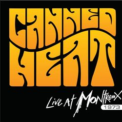 Live at Montreux 1973 album cover
