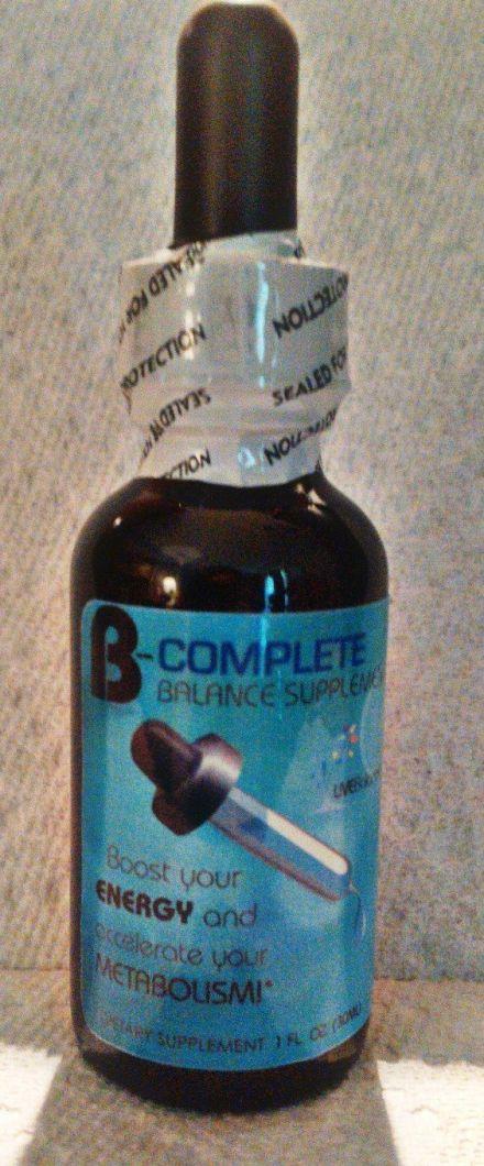 Complete B Vitamin Drops
