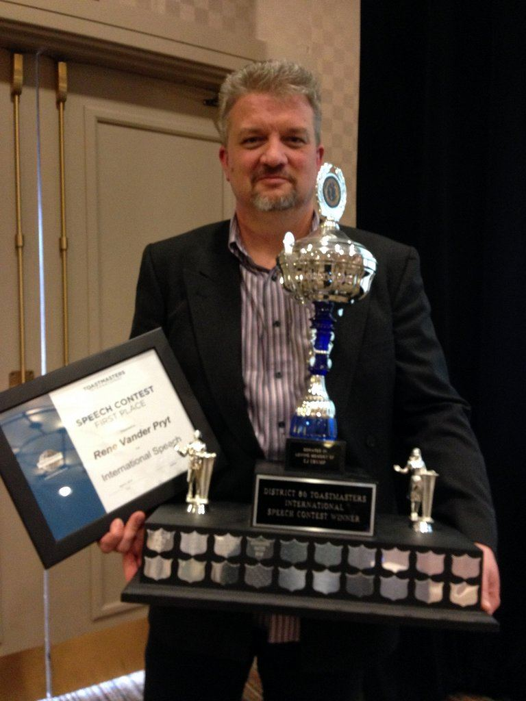 Rene Vander Pryt of London, Ontario outshined more than 650 local contestants