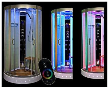 Insignia Lite Steam Shower