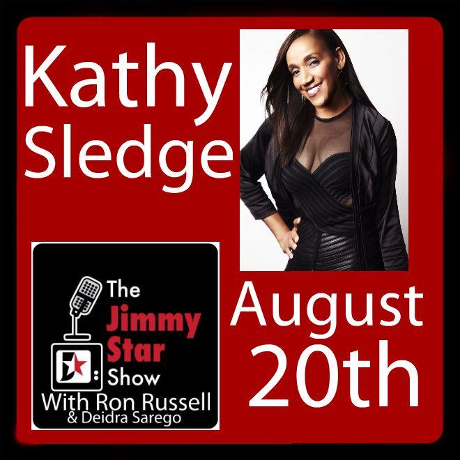 Kathy Sledge on The Jimmy Star Show