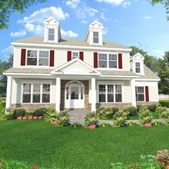 The Enclave at Franklin by Menza & Beissel in Summit, NJ