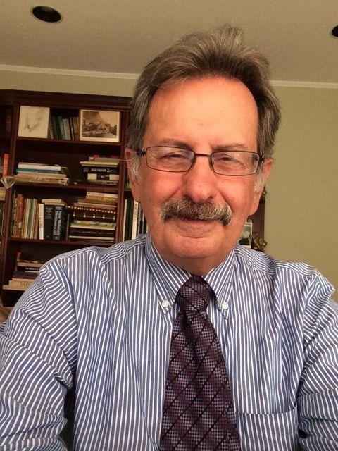 Strategic PR Consultant Frank Pagani