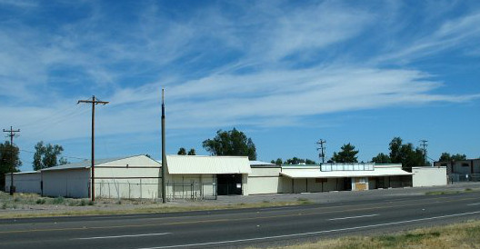 Mohave Valley Commercial Building, formerly Lumberman's.