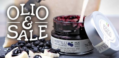 "Olio e Sale Wild Bilberry; Mother Nature's ""supplement"" for a healthy diet!"