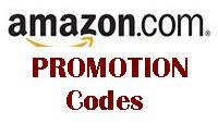 amazon promotion codes