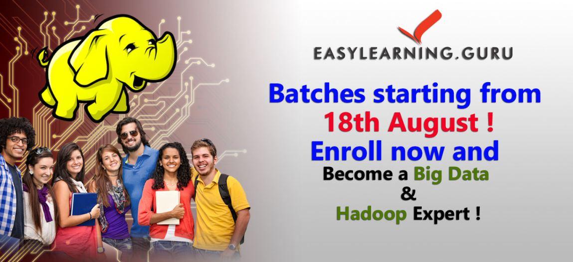 Online Hadoop Training