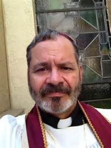 Chief Exorcist Archbishop Ron Feyl, SOSM