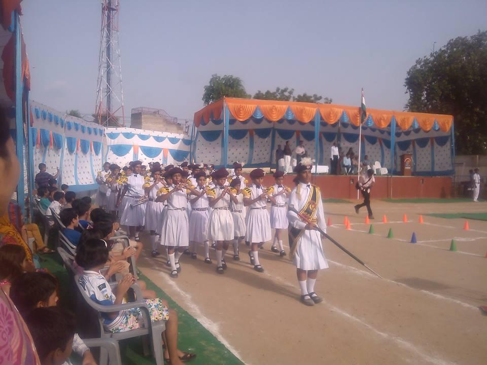 JMA Pilani 68th India Independence Day Jamil Akhtar Chief Scientist CSIR CEERI