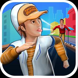 TakeOff Running App Icon