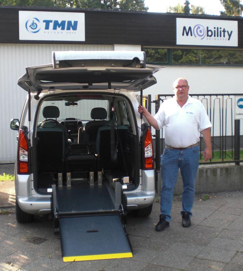 Stephan Schwartz, Managing Director of Mobility Networks DE Germany
