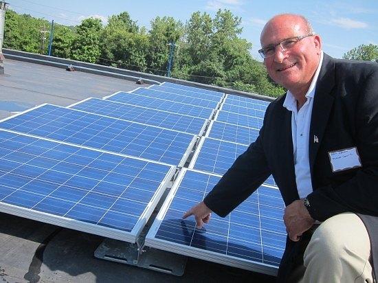 David DeMaio At Quality Hyundai PV Solar Turn On E