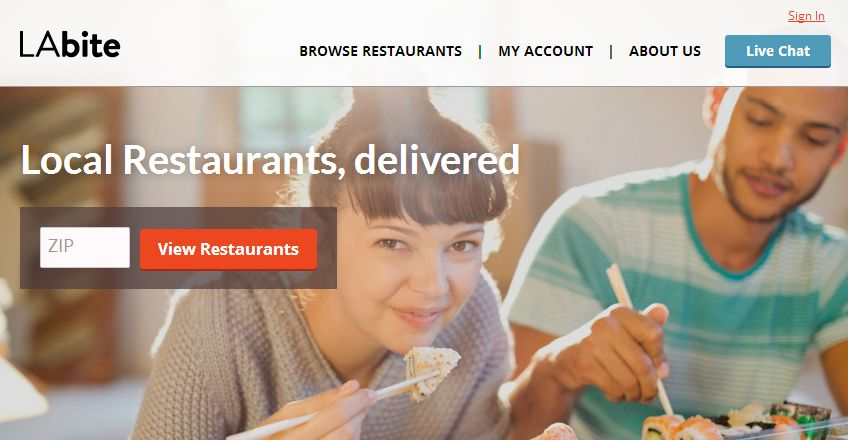 Food Delivery   Restaurant Delivery in Los Angeles