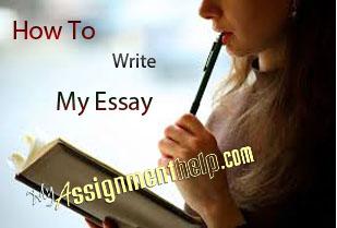 how to write essay
