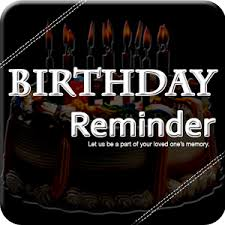 Birthdayreminder
