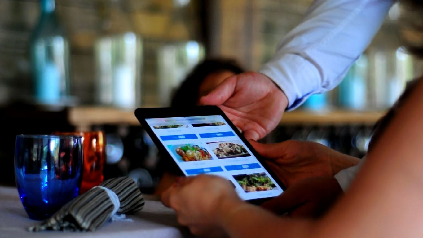Can Tablets In Restaurants Kill The Personal Touch Prlog