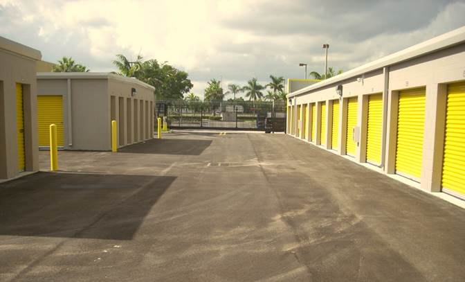 Safeguard Self Storage Opens New Drive Up Storage Units In