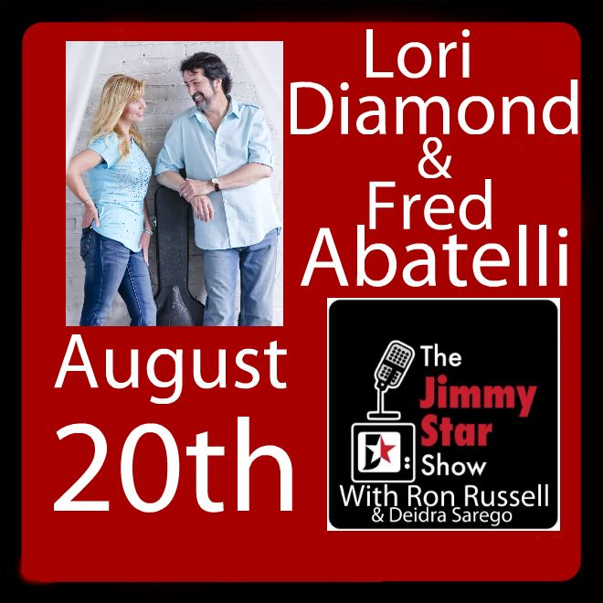 Lori Diamond & Fred Abatelli/The Jimmy Star Show