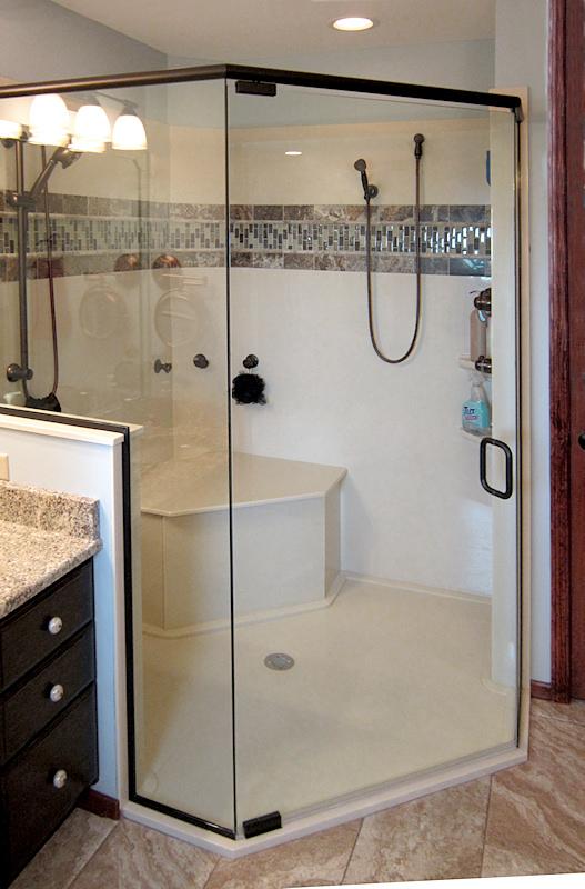 Shower Pans, Corner Showers and Bathroom Remodeling for the DIY Homeowner | PRLog