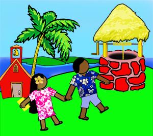 Realtors Wishing Well for Maui