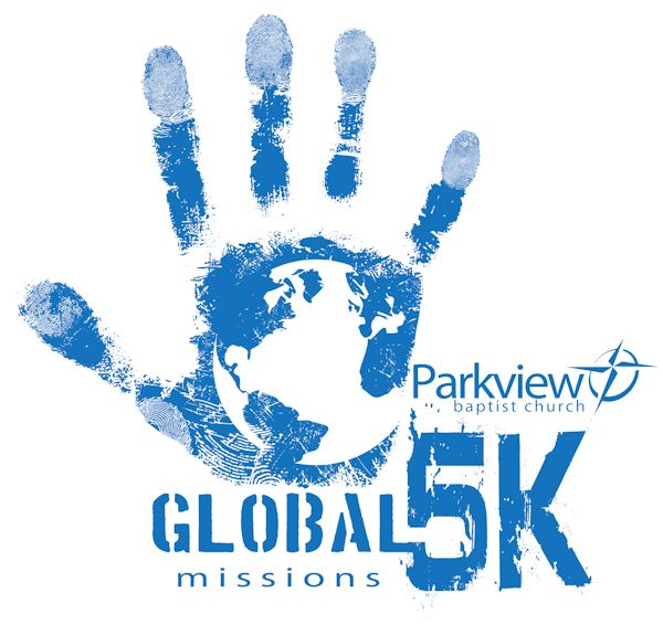 Parkview Baptist Global Missions 5K will be held Sept 1st.