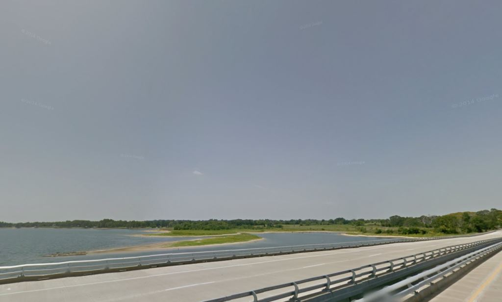 Caney City Highway Bridge