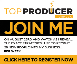 Top Producer Formula LIVE Webcast